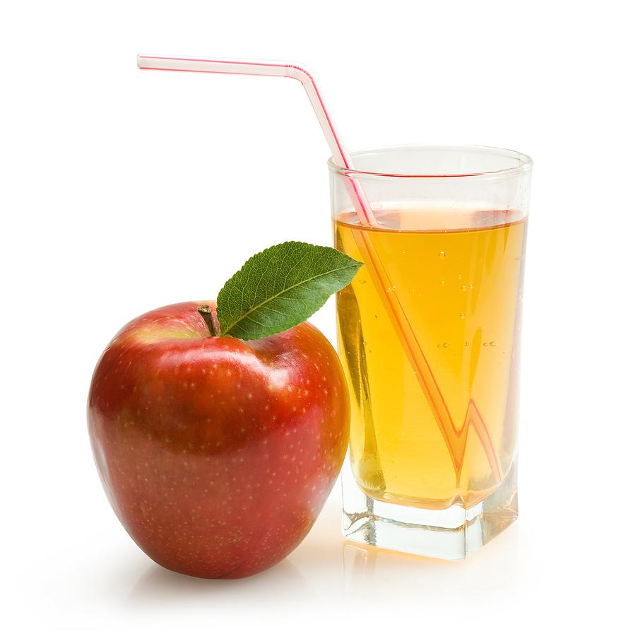 cara membuat jus apel